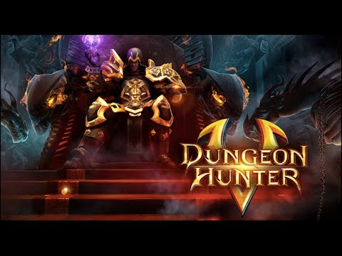 Dungeon Hunter 5 - Review & Gameplay