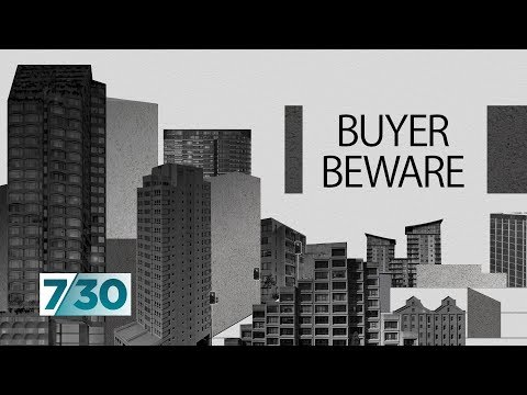 Apartment Owners Paying For Defective Buildings | 7.30