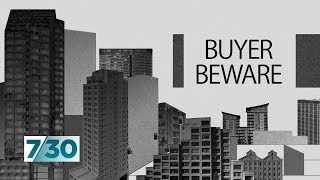 Apartment owners paying for defective buildings   7.30