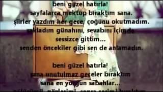Kahraman Tazeoğlu ||   Beni Güzel Hatırla