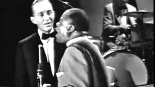 Louis Armstrong, Ed Hall 1957 The Edsel Show, Frank Sinatra, Bing Crosby, Rosemary Clooney -3 sides