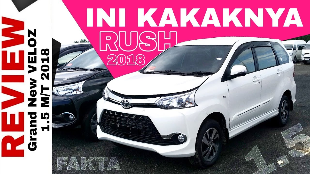 grand new veloz 1.3 2018 all alphard harga avanza - pagebd.com