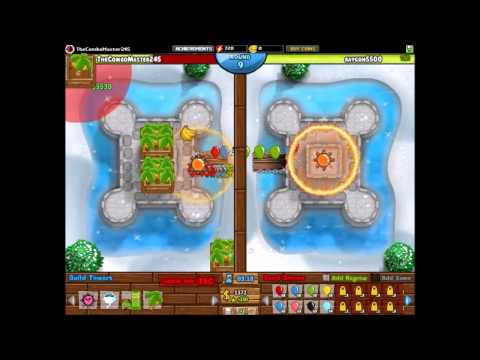 BTD Battles [KOTH] Episode 7 - raygun5500 [Double Series]