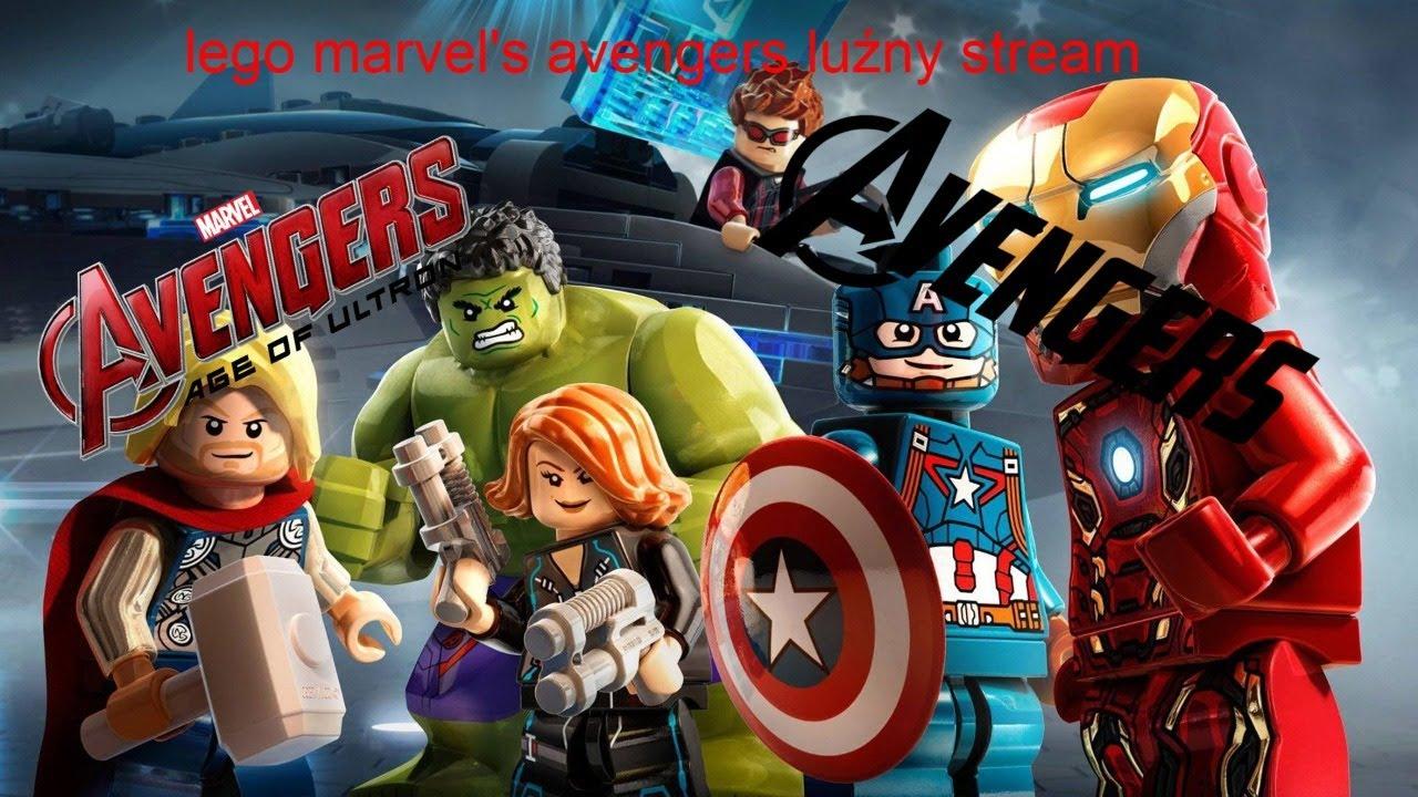Marvel Avengers Stream