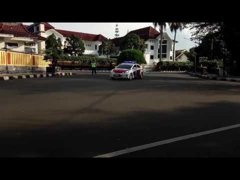 Kunjungan RI 1 Presiden Jokowi Temanggung 2017
