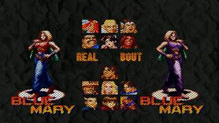 【TAS】Arcade: Real Bout Fatal Fury - Blue Mary
