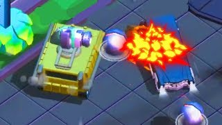 КАТАЕМСЯ НА ТАНКЕ CRASH OF CARS #1 Игровой мультик про тачки Видео для детей Машинки как из мультика
