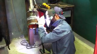 TOPSTAR SERVICES - WELDING TEST Nº 1: 141/111 - 6 G 190 x 15 mm PORTUGAL(, 2012-08-29T15:20:00.000Z)