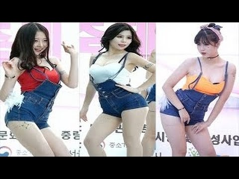 Nonstop เพลงแดนซ์มันๆ2016 Korean Sexy Dance Remix Girl HOT #4