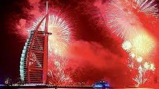 Welcome 2015 with Dubai Burj Khalifa NYE fireworks go livestreaming