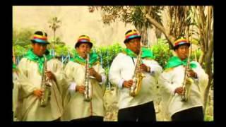 orquesta LOS MOROCHITOS DEL PERU  tema:   no le temo a la muerte (tunantada)