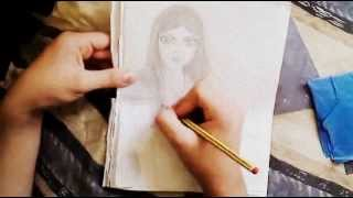 Como Dibujar a Alice (Madness Returns) / Drawing to American Mcgee