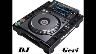 DJ Geri   The first live mix