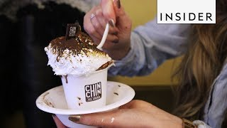 We Tried London's Viral Hot Chocolate