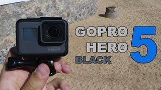 GoPro Hero5 Black, review en español