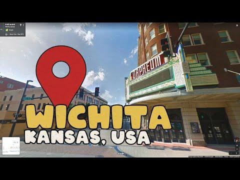 Let's Take A Virtual Tour Of Wichita Kansas!