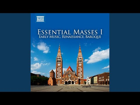 françois couperin messe a l usage ordinaire des paroisses mass for the parishes gloria tierce en taille