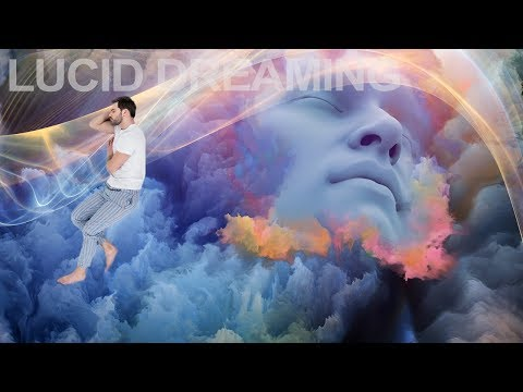 How to Lucid Dream and Become Consciously Aware In The Dream State