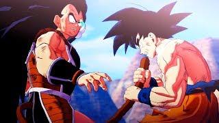 Kẻ Ác Đầu Tiên Raditz Đã Đến Trái Đất Và Cái Chết Son Goku - Dragon Ball Z: Kakarot Tập 2