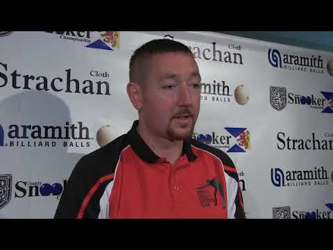 Scottish County Snooker Championships - Kye Taylor