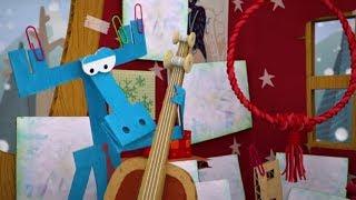 бумажки все серии подряд. Сборник мультиков про оригами для детей. Серии 11- 20