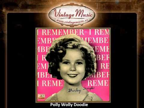 Shirley Temple -- Polly Wolly Doodie (VintageMusic.es)