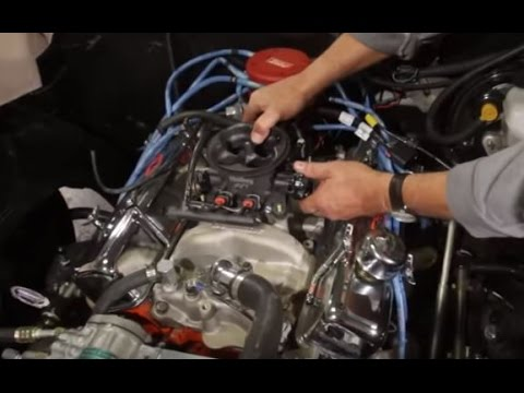 Holley Terminator EFI Electronic Fuel Injection Installation Instructions  Overview Chuck's Garage