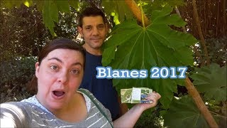 Escapada a Blanes - Camping La Masia - Jardín botánico Marimurtra