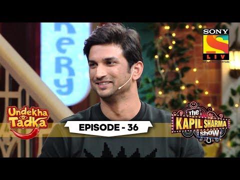 Sushant Singh Rajput's Alien Love | Undekha Tadka | Ep 36 | The Kapil Sharma Show Season 2 Mp3