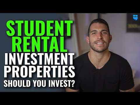 Investing In Student Rental Properties Pros & Cons