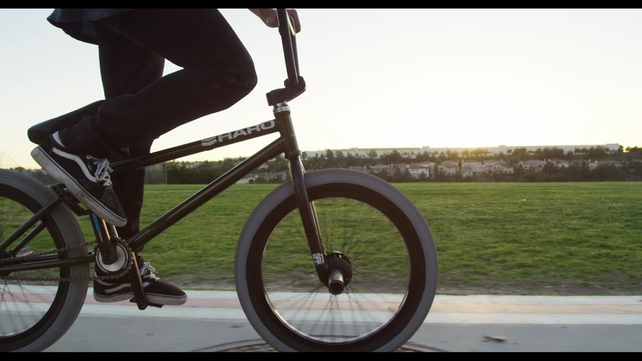 Mike Gray For Haro Bikes 2016 Youtube