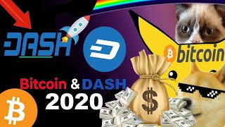 Dash Cryptocurrency (DASH) & Huge Bitcoin News | BITCOIN + DASH