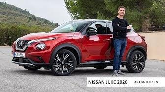 Nissan Juke 2019 - Kompaktes SUV im Review, Test, Fahrbericht