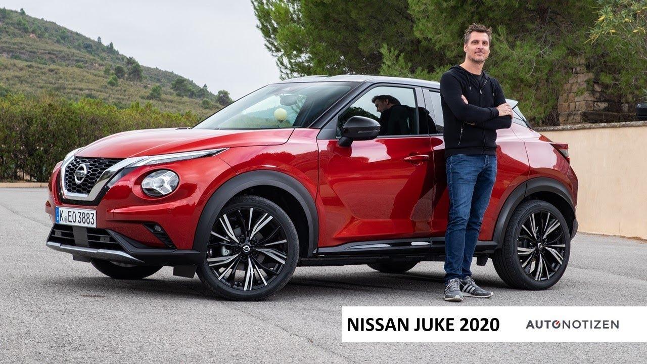 Nissan Juke 2019 - Kompaktes SUV im Review, Test ...