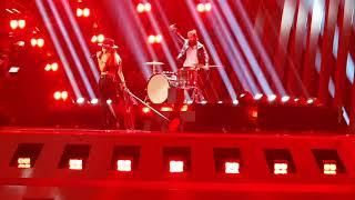 "ZiBBZ - "" Stones "" - Switzerland  Eurovision 2018"