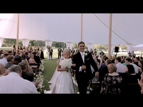 😍What every bride wants to hear from her groom Extravagant Southern Hills Country Club Wedding Film