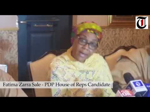 How APC government rigged Borno elections - PDP female candidate