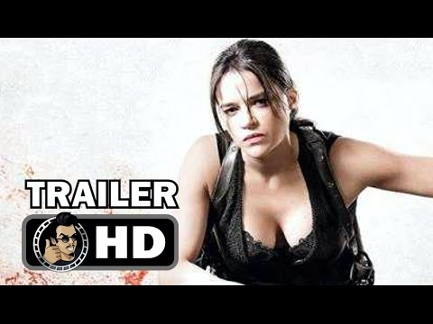 Thumbnail: THE ASSIGNMENT Official Trailer #2 (2017) Michelle Rodriguez, Sigourney Weaver Action Movie HD