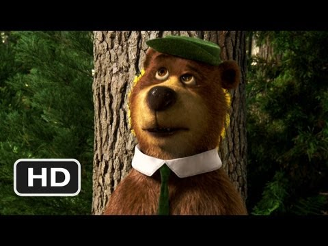 Yogi Bear Official Trailer #1 - (2010) HD
