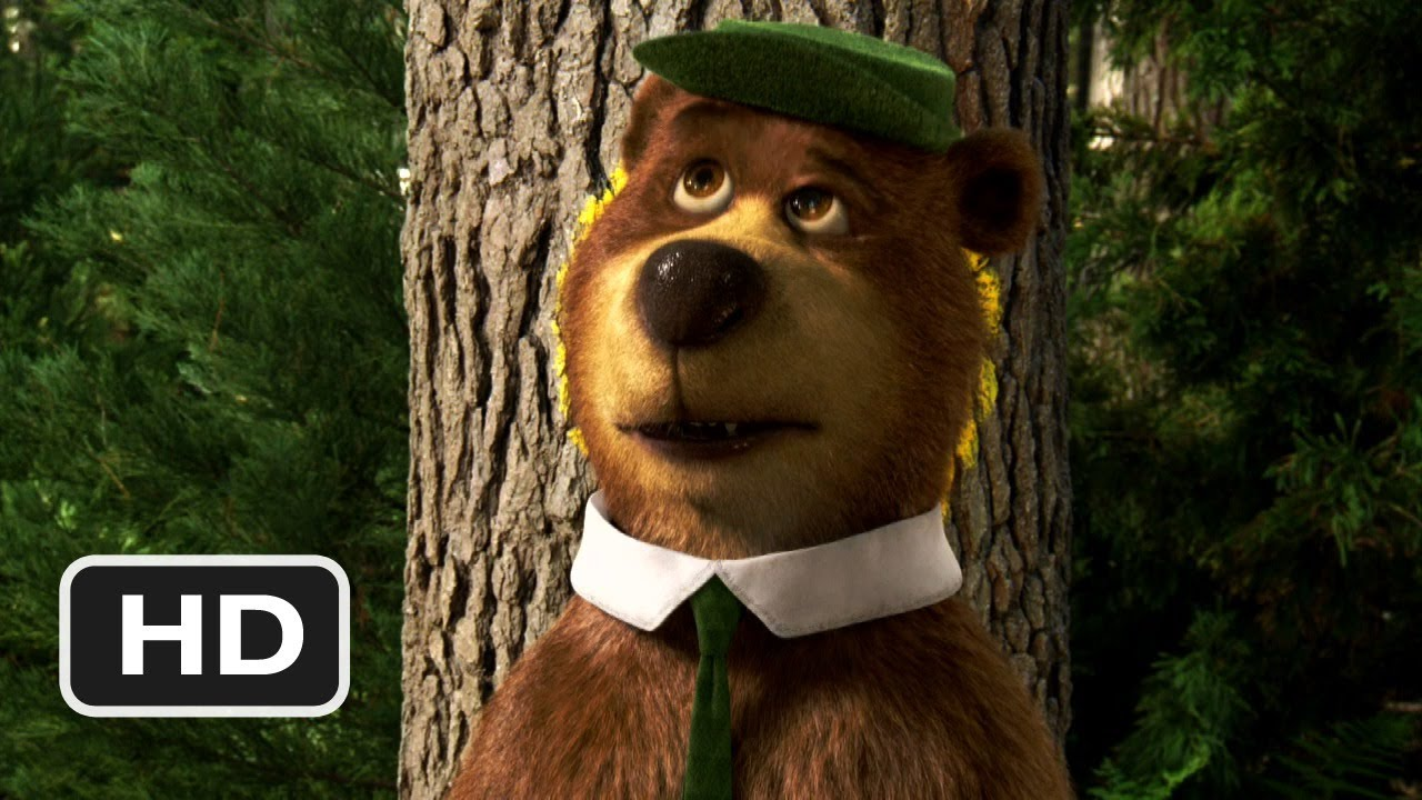 Live Wallpaper Hd 3d For Pc Yogi Bear Official Trailer 1 2010 Hd Youtube