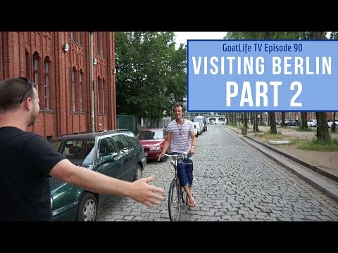 Visiting Berlin Germany Part 2