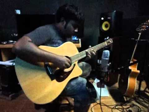 Bedona by shunno acoustic guitar cover arranged by