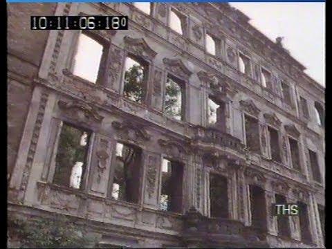 Download Dresden   War Damage   Germany   Second World War   1991