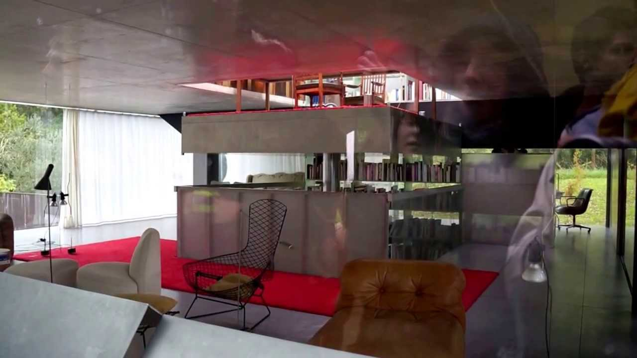 Maison bordeaux rem koolhaas youtube - Maison de l architecture bordeaux ...