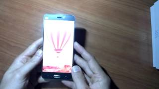 Unboxing Xiaomi Mi5