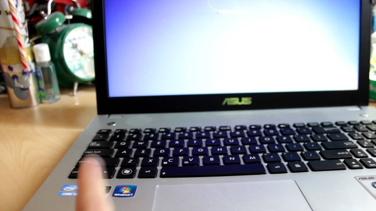 ASUS N56V: laptop specifications 97