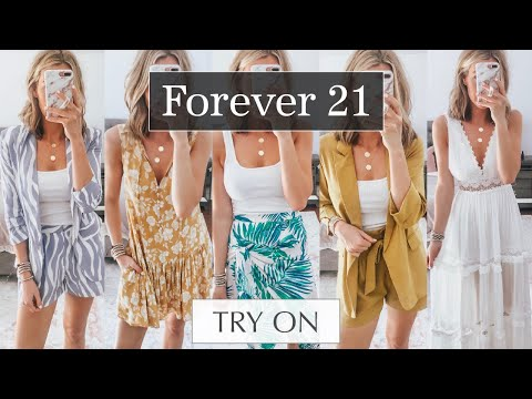 851b6318bbe4 Forever 21 Spring Haul 2019 + Outfit Ideas | Life By Lee