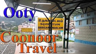 Ooty Coonoor Travel Nilgiri India Travelling Tourist Places Near Bangalore Ootacamund Hill Station