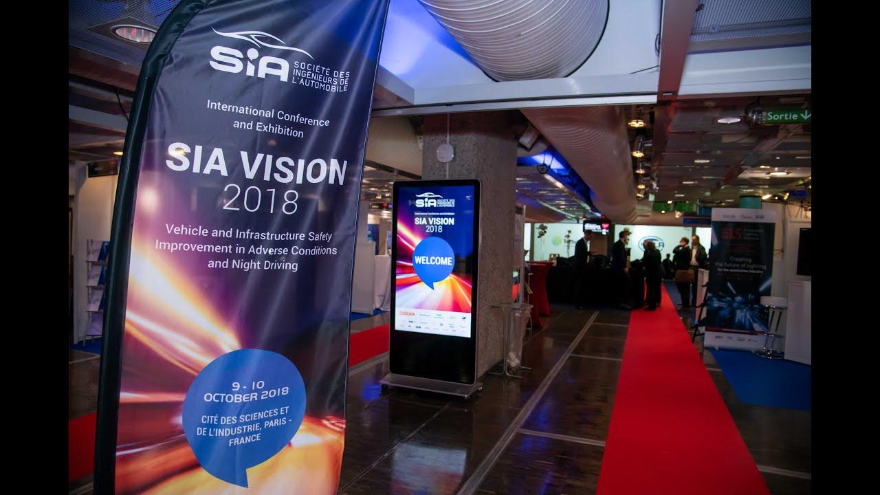 Exhibition Booth Sia : Sia vision sia