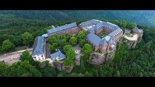MONT SAINT ODILE 2015 - DRONE ALSACE - FLY67